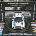 WRC Champions box: Polo R WRC