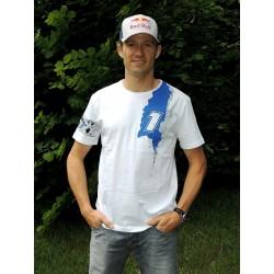 T-shirt Homme - Sébastien Ogier 2014