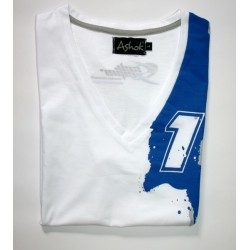 Women's t-shirt - Sébastien Ogier 2014