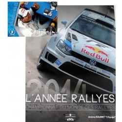 Pack L'année rallyes 2014 + 2015 Calendar