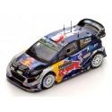 Miniature FORD Fiesta WRC Spark - Ogier-Ingrassia - Rallye Monte-Carlo 2017