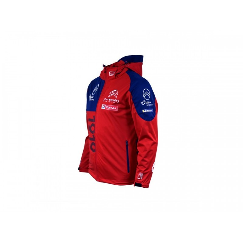 Homme Racing Replica Softshell 2019 Citroën m8nOvN0wy