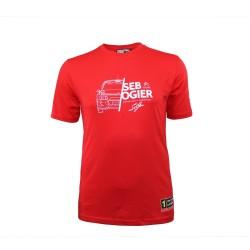 Tee Shirt - Seb OGIER CITROËN 2019 - Man