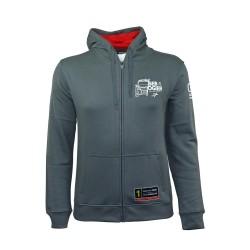men's zip hoodie - Seb OGIER CITROËN 2019 - Man