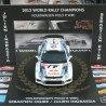 Coffret Champions du Monde : Polo R WRC