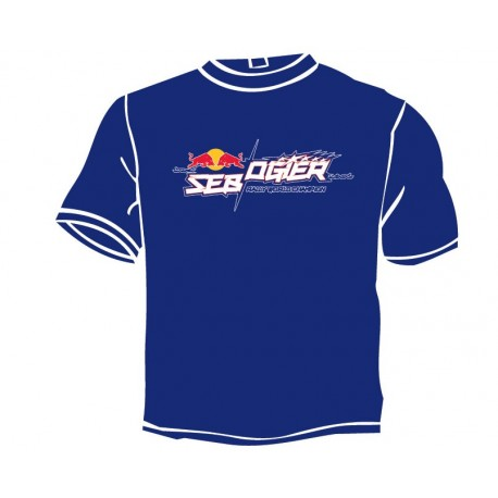 Men's t-shirt - Sébastien Ogier 2015