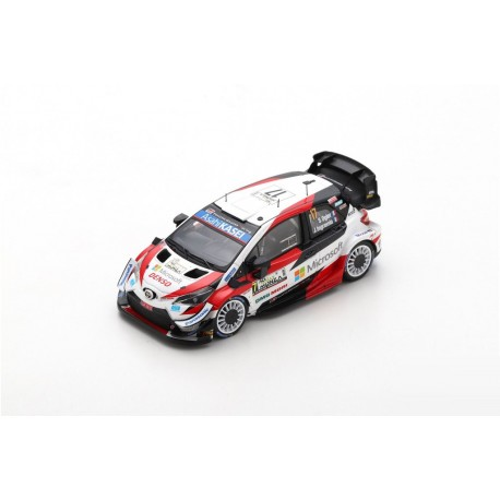 TOYOTA YARIS WRC Spark Rallye MonteCarlo 2020 S.Ogier - J.Ingrassia